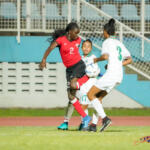 Breana and Talia star as T&T U-14 Girls down Suriname 3-0 in CFU Challenge Series