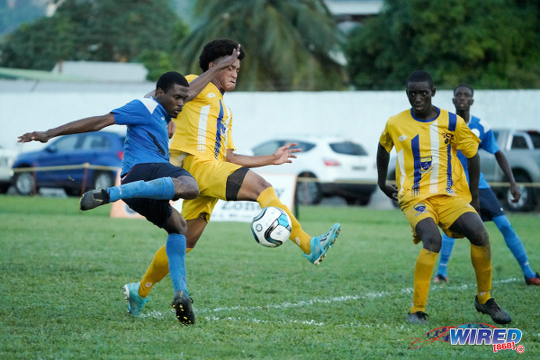 Big Five 19: Fatima edge Signal Hill to seal promotion, Arima North win to stay alive - Wired868