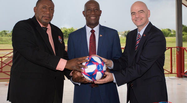 High praise for TTFA at Home of Football grand opening