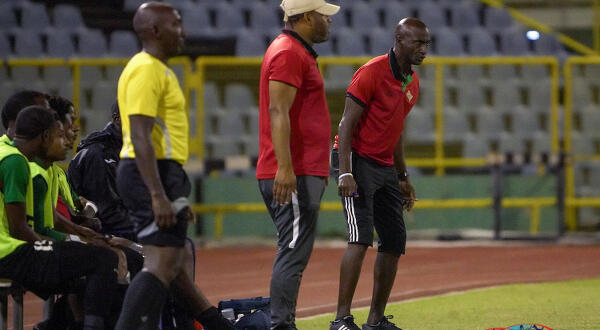 Jabloteh jump AC PoS; plus T&T U-15 coach Jeffrey explains why he turned job as Cooper's assistant