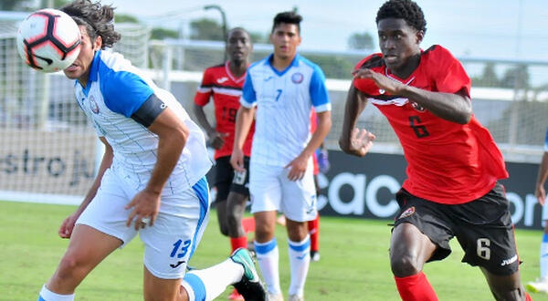 Eve names five TLH Rangers players in provisional Gold Cup squad, after 'cordial' talks