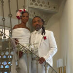 POS gets a Red wedding… in, uh, white; Live Wire gate-crashes Machel's big day