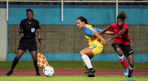 Que Serrant, Serrant! T&T U-20s squeeze past Cayman Islands to book Round of 16 place