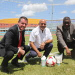 Fenwick: If Fifa withdraws funding, we crash! Local football in 'lose lose' scenario