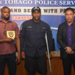 TTPS honours Kevon Neptune for rescuing injured officer, Griffith blasts TTPSSWA