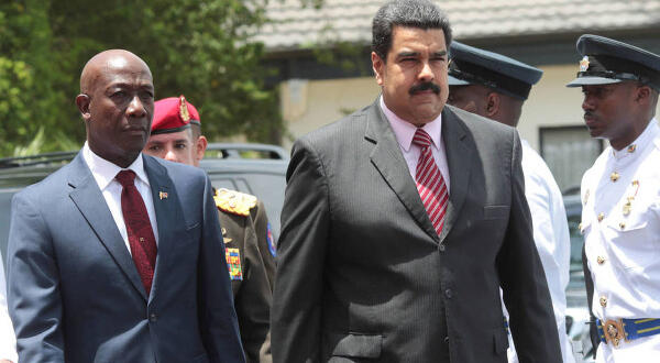 US ambassador: Maduro responsible for Venezuelan crisis, not sanctions!
