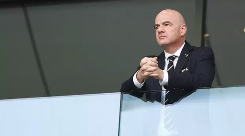 Swiss launches criminal case against Federation Internationale de Football Association  boss Infantino