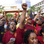 NWU: Class struggle is exploding and unrest is coming; workers must pick a side