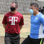 Griffith: What's Thompson talking about? Soca Warriors can train despite Fifa ban