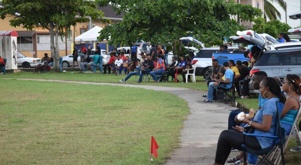 Griffith probes police presence at Charlieville T10 cricket competition, TTPS shuts down four bars