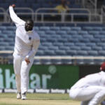Stern first test for second-string; what will Brathwaite's young West Indians be thinking?