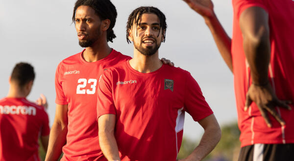 Fenwick adds 8 N/American players to T&T squad; no space for Cyrus and 'Lobo'