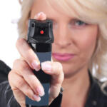Jabz: A little pep in our women's step; why pepper spray should be for ladies only!