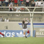 B&B (Video): 'Baba' Charles revisits his iconic equaliser against USA in 1989
