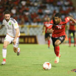 Plaza breaks Rangers' ranks to represent T&T in 1-0 win over Defence Force