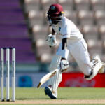 Vice-captain Blackwood follows Virat Kohli's lead and gets his numbers up