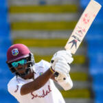 Brathwaite leads from the front but WI bowling fails to break through against S/Lanka
