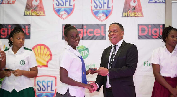 Former World Cup assistant referee and lay minister, Gonzales, elected SSFL president
