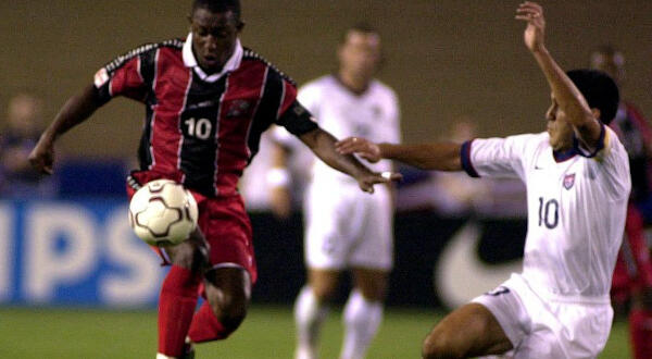 B&B Ep 6 (Audio): Latapy on becoming the 'Little Magician', Barbados and the 2006 W/Cup