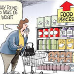 Dear Editor: Why are groceries hiking their prices while people are losing their jobs?