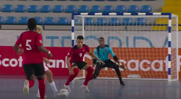 Dominican Rep thump T&T 6-2 in Futsal opener, Konstin's team face early exit