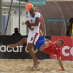 T&T fall 5-3 to Costa Rica in Beach Soccer opener, despite Augustine double