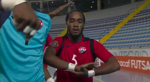 Ché screamer temporarily stuns hosts before Guatemala quell T&T's futsal revolution