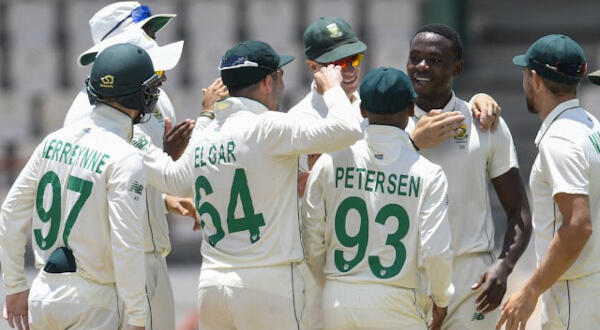 De Kock, S/African pacers shine as Proteas make light work of woeful WI