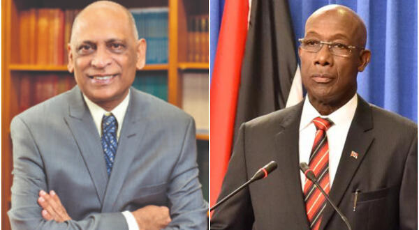 'Fake, scurrilous and misleading!' Dr Browne hits back at Guyanese criticism of Dr Rowley