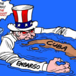 MSJ: While richer countries hoard vaccines, Cuba sends nurses; the US must end 'illegal blockade'!