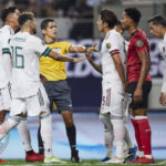 Eve raring to go against El Salvador, T&T get security detail as Mexicans rage at Warriors and ref