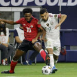Eve's gamble pays off as Trinidad and Tobago defy Mexico; Phillip stars in goalless draw