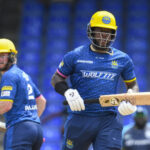 CPL 2021: Mayers' parting shot stuns St Lucia Kings, with Tallawahs poised to pounce